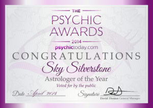 astrologer of the year