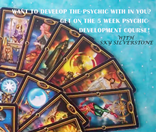 guided meditation for psychic development